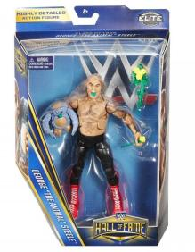WWE Hall of Fame series 4 - George the Animal Steele in package