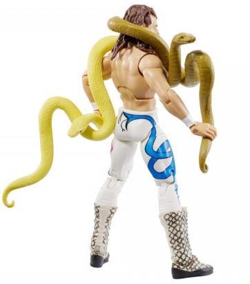 WWE Hall of Fame series 4 - Jake the Snake Roberts back