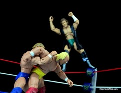 Wrestlemania 1 - Orton dives down
