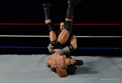 Wrestlemania 13 - Sycho Sid vs The Undertaker -tombstone to Sid