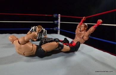 Wrestlemania 14 - Shawn Michaels vs Stone Cold - figure four