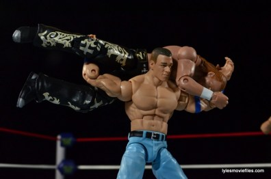 Wrestlemania 23 - John Cena vs Shawn Michaels - the AA to HBK