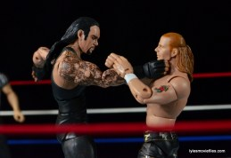 Wrestlemania 26 - The Undertaker vs Shawn Michaels - chokeslam