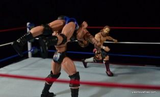 Wrestlemania 30 - Daniel Bryan vs Randy Orton vs Batista -powerslam
