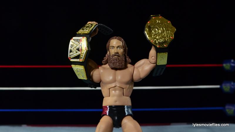 Wrestlemania 30 - Daniel Bryan vs Randy Orton vs Batista -the new champion