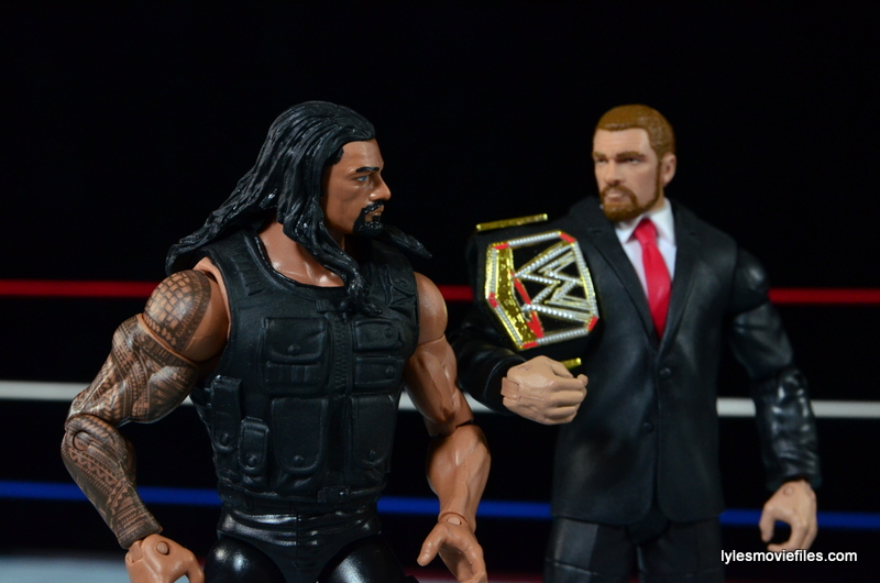 Wrestlemania 32 preview - Triple H and Roman Reigns