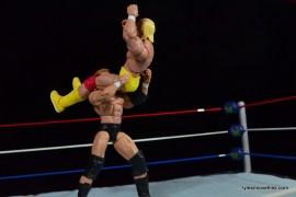 Wrestlemania 8 - Hogan vs Sid - powerbomb