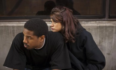 FRUITVALE Station Michael B Jordan and Melonie Diaz