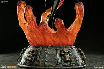 purgatori-statue-dynamite-feature - base closeup