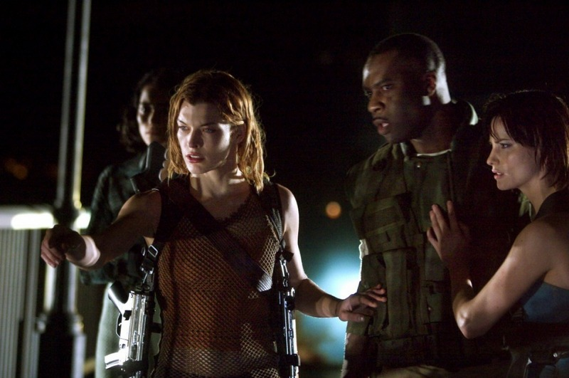 resident-evil-apocalypse-review - alice, barry and jill valentine