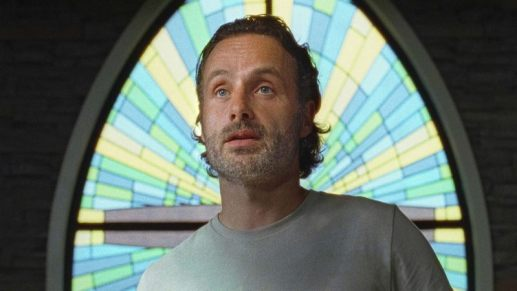 the walking dead not tomorrow yet review -rick grimes