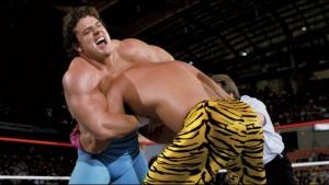 wrestlemania 2 - british bulldogs vs dream team