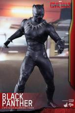 Hot Toys Black Panther figure -battle ready