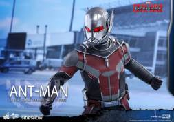 Hot Toys Civil War Ant-Man figure -arms out