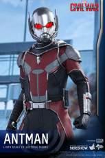 Hot Toys Civil War Ant-Man figure -straight shot