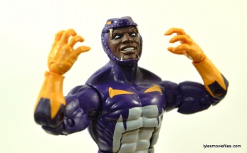 Marvel Legends Cottonmouth figure - arms up
