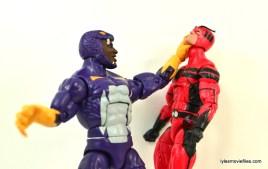 Marvel Legends Cottonmouth figure - choking Giant Man