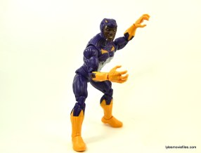 Marvel Legends Cottonmouth figure - ready to strike