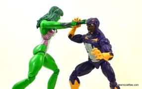 Marvel Legends Cottonmouth figure - vs She Hulk