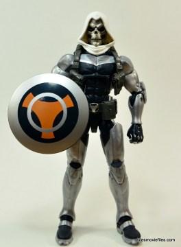 Marvel Legends Taskmaster figure -front