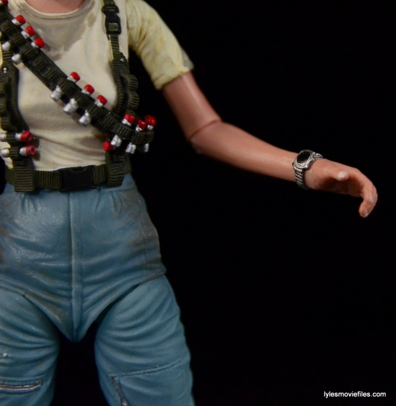 NECA Aliens Ellen Ripley figure - watch detail
