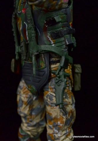 NECA Aliens Sgt Craig Windrix figure -web gear 2