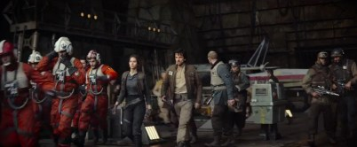 ROGUE ONE A STAR WARS STORY - Rebels on the move