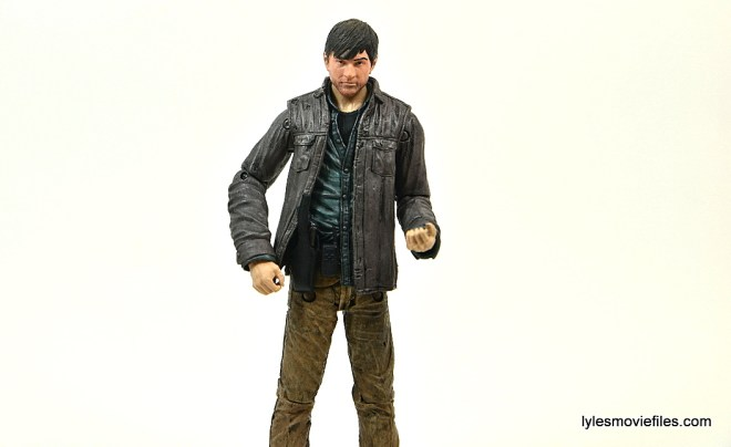 The Walking Dead Gareth figure review - hand out