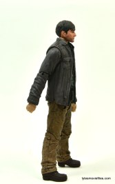 The Walking Dead Gareth figure review - right side