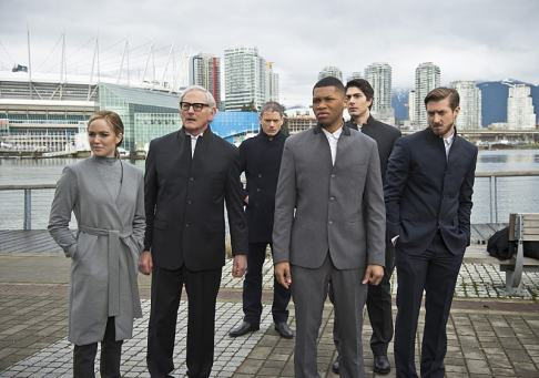 legends of tomorrow progeny review - legends team-min
