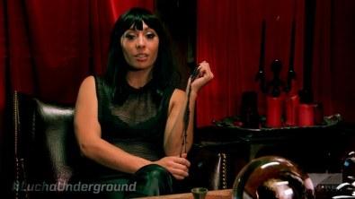 lucha underground - catrina
