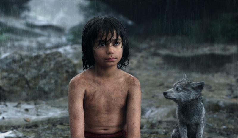 the jungle book review - Mowgli and Grey-min