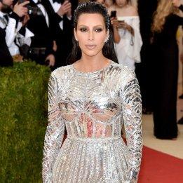 2016 Met Gala - Kim Kardashian