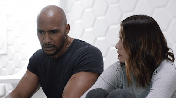 Agents of SHIELD - Absolution review -mack and daisy