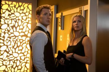 Captain America Civil War pictures - Captain America and Sharon Carter