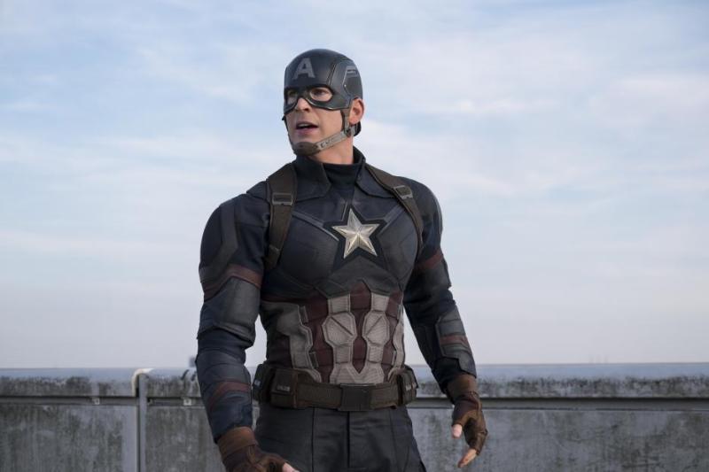 Captain America Civil War pictures - Captain America