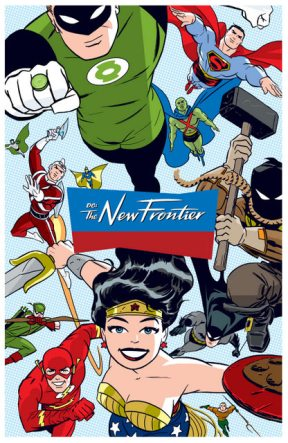 New Frontier - Darwyn Cooke