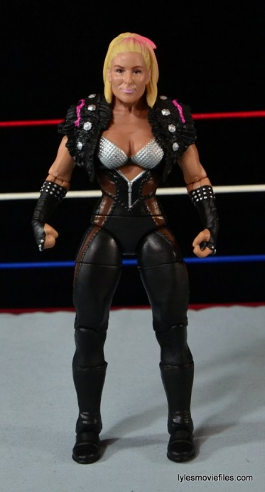 WWE Natalya figure review - front side
