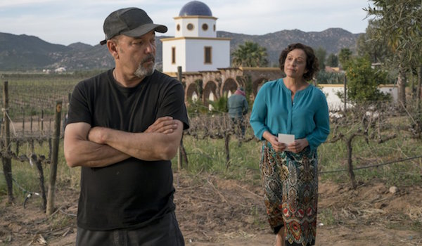 fear the walking dead Sicut Cervus - salazar and celia