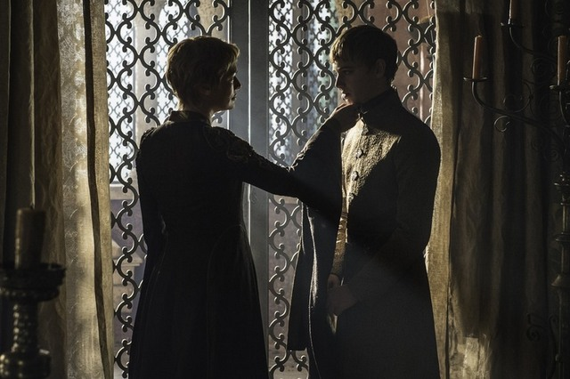 game of thrones cersei and tommen