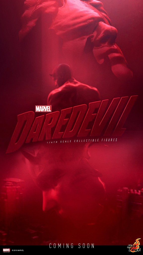 Daredevil Hot Toys figure announcement