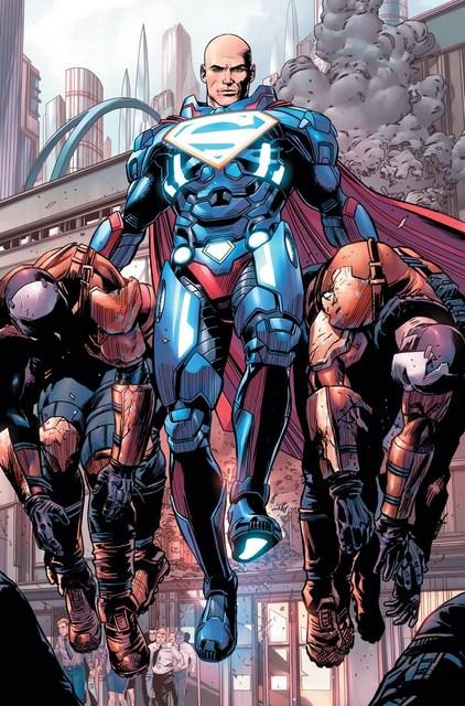 Action Comics 957 - Lex Luthor