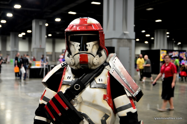 Awesome Con 2016 cosplay - Clone Trooper Star Wars