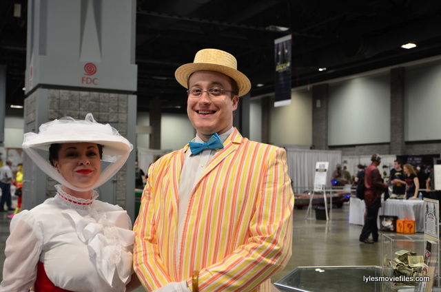 Awesome Con 2016 cosplay - Mary Poppins