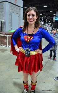 Awesome Con 2016 cosplay - Supergirl