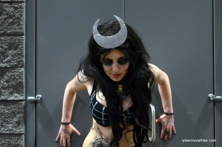 Awesome Con cosplay Day 2 -Deadpool's Girlfriend as Enchantress
