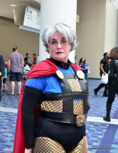 Awesome Con cosplay Day 2 -Granny Goodness