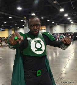 Awesome Con cosplay Day 2 -Green Lantern
