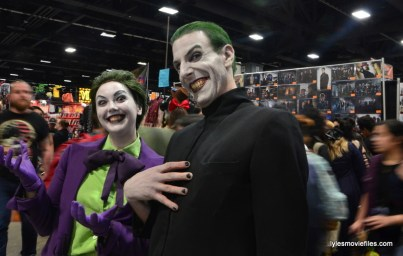 Awesome Con cosplay Day 2 -Joker and The Joker
