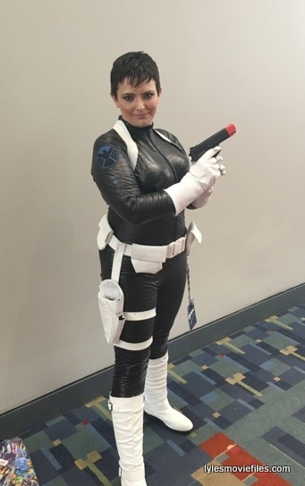 Awesome Con cosplay Day 2 -Maria Hill
